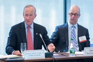 9/18/13 Business Roundtable, Mitch Daniels