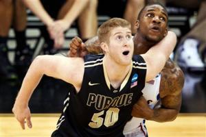 3/18/12 Travis Carroll; Purdue vs. Kansas