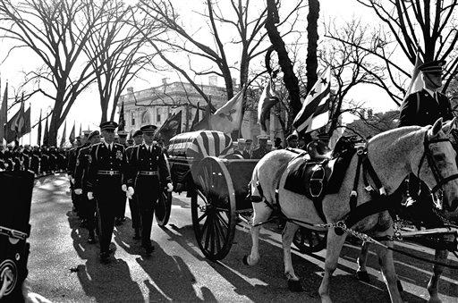 11/24/63 JFK Final Farewell