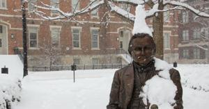 3/1/15 Snow on campus
