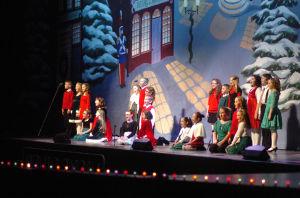 12/7/13 PMO Christmas Show, Kids Choir