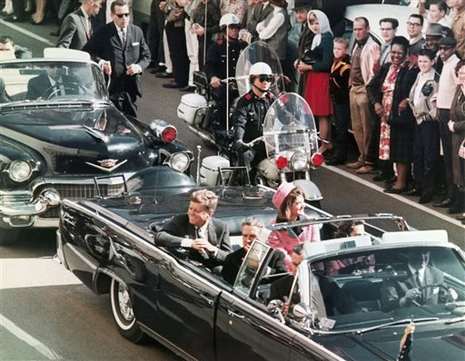 11/22/63 Presidential Motorcade