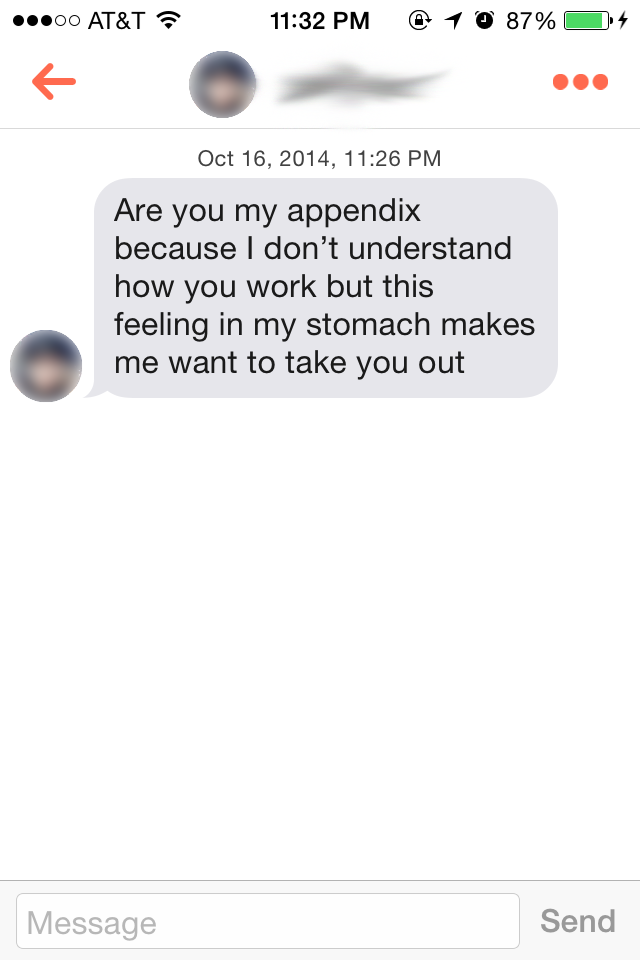 Tinder hookup success rate