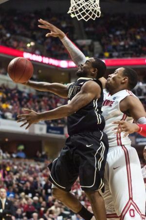 3/9/12 Lewis Jackson vs. Ohio State, Big Ten Tournament