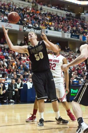 3/9/12 Travis Carroll vs. Ohio State, Big Ten Tournament