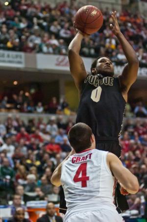 3/9/12 Terone Johnson vs. Ohio State, Big Ten Tournament