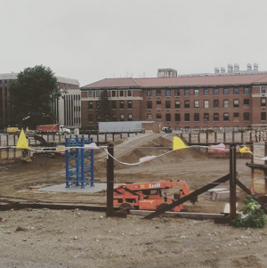 6/19/15 Active Learning Center, Construction Site