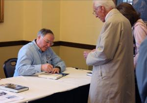 2/7/13 Jerry Ross Book Signing