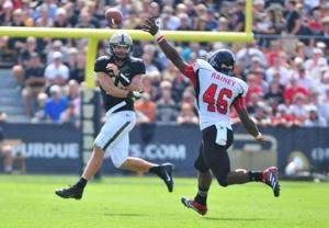 9/28/13 Northern Illinois 55, Purdue 24, Rob Henry