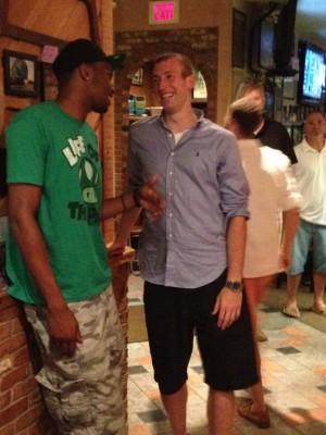6/29/12 NBA Draft Watch, Robbie Hummel, JaJuan Johnson