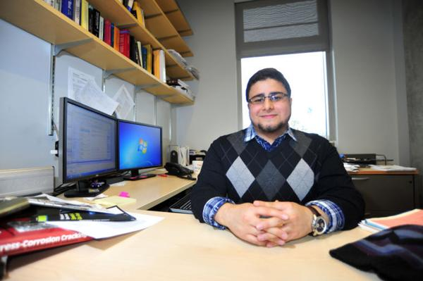Ask Milad Anything: Alumnus, scholar, Clinton Global mentor offers students networking opportunity