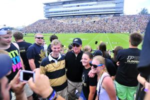 9/28/13 Northern Illinois 55, Purdue 24, Mitch Daniels