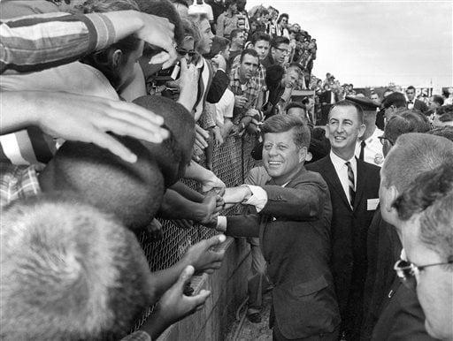 11/18/63 John F. Kennedy in Florida