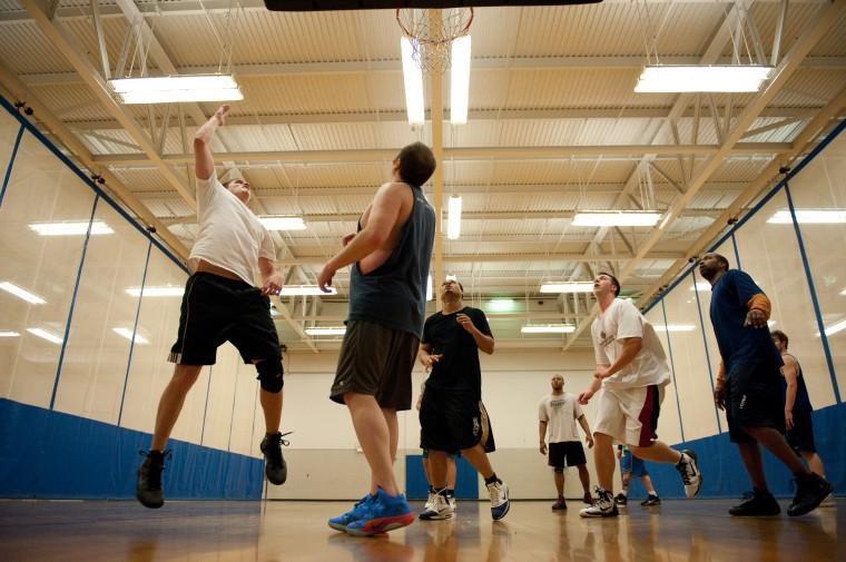 Apr 17 Co-rec Basketball
