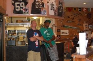 6/29/12 NBA Draft Watch, JaJuan Johnson, DJ Byrd