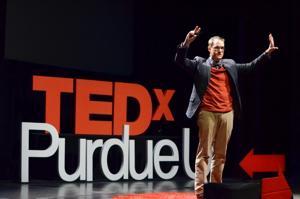 4/12/13 Tedx Purdue, Josh Boyd