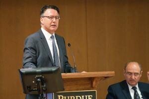 12/4/12 President's Forum, Tim Sands