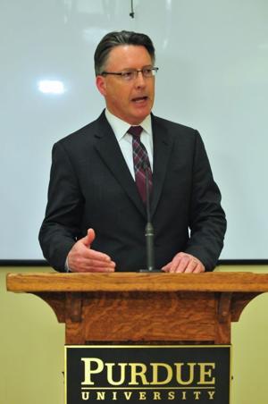 1/21/14 Press Conference Tim Sands