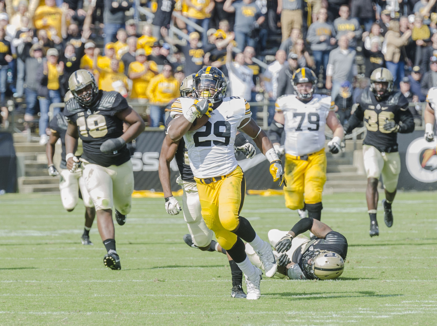 Purdue Football: Failure to fix mistakes costs Boilers a game and ...