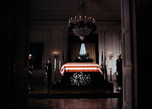 11/23/63 JFK Body Lies in State