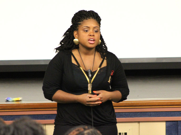 broadbent sex personals Aids activist hydeia broadbent talks dating people don't start dating until after they have already had sex hydeia broadbent talks dating.
