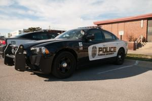 Purdue Police Car