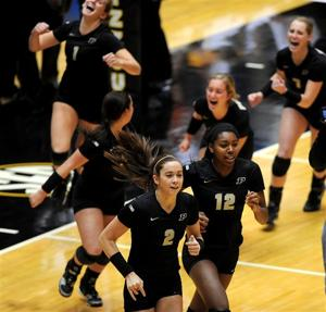 11/7/13 Missouri, Purdue Team Celebrates