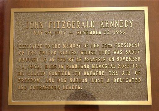 11/7/13 Travel JFK Anniversary What Remains
