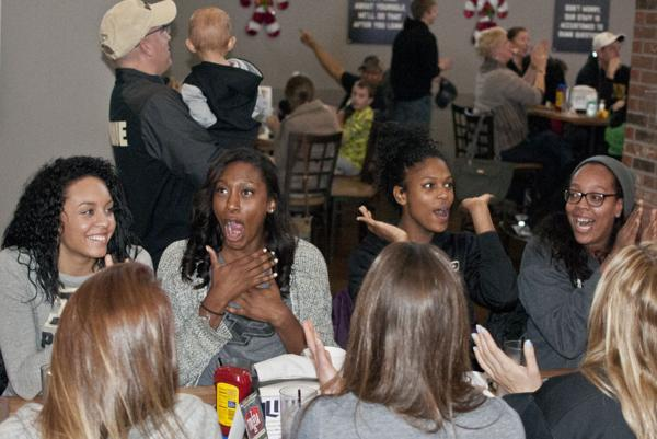 Boilers set to face SMU in round one of the NCAA Tournament