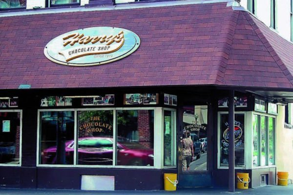 Harry's Chocolate Shop takes No. 1 spot for national college bar