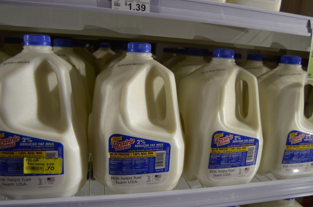 shelf life of milk When is the actual expiration date on your milk by is to always keep it on a shelf—never in the has a longer shelf life than other types of milk.