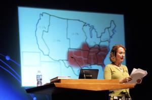 10/12/12 Coming Out Day Keynote Speaker, Dr. Bernadette Barton