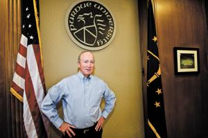 12/17/14 People of Purdue, Mitch Daniels