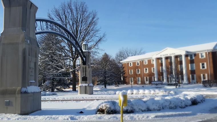 1/8/15 Purdue Snowfall, January - Purdue Exponent: Campus