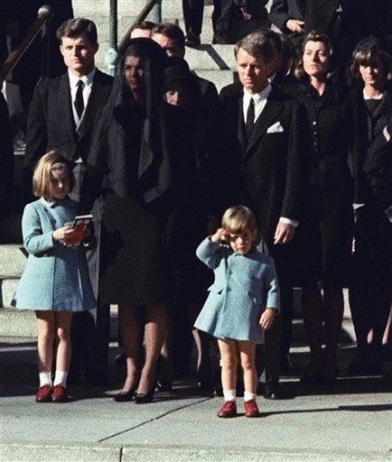 11/25/63 JFK Funeral