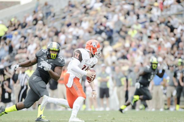 Purdue Football: Robinson catches up to team in record time