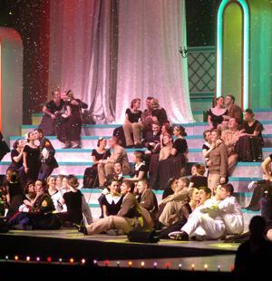 12/8/13 PMO Christmas Show, Purduettes, Glee Club