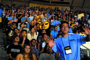 <p>BGR team leaders are an important part of an incoming freshman's orientation week, and the BGR staff are preparing to make this fall just as memorable for the class of 2019.</p>