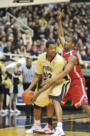 2/20 Men's Basketball vs. Ohio State