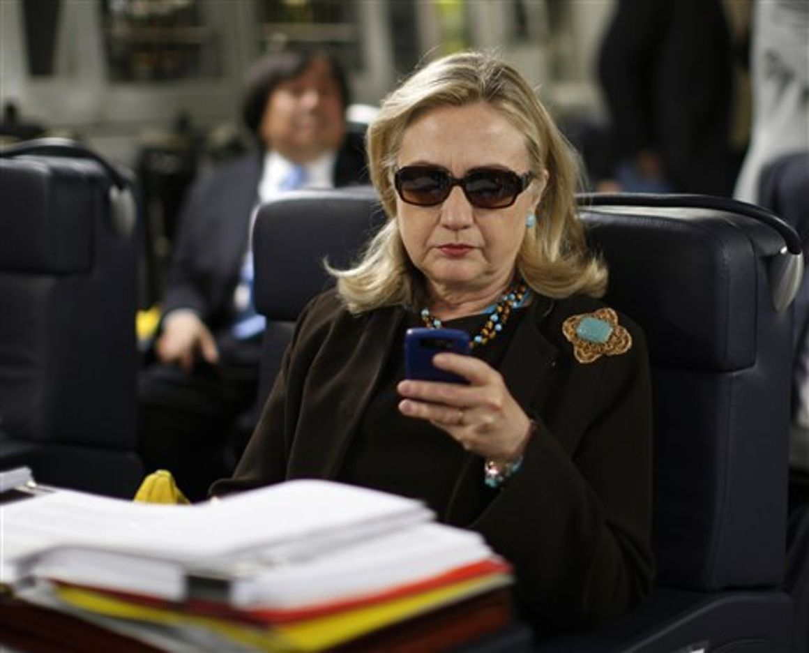 Judge allows group to dig into Hillary Clinton email server
