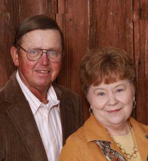 Dean and Diane Olson Anniversary