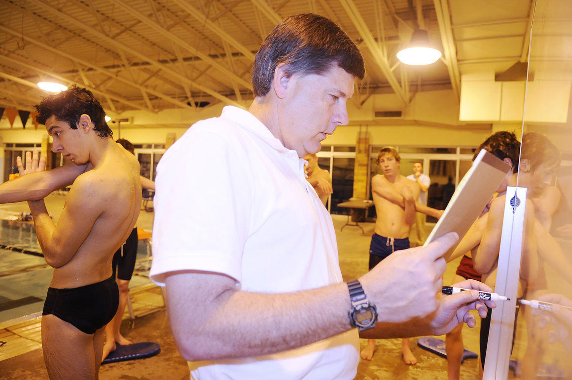 done after 38 years busch retiring as ut swim coach qc prep sports