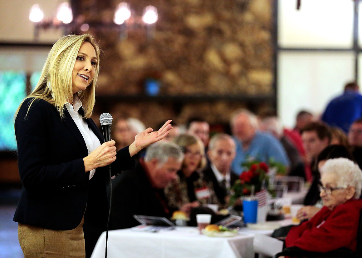 Republican Leaders Emphasize Budget Issues At Lincoln Day