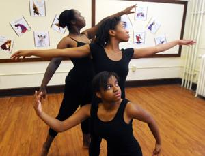 Faith in motion: Imani! Dancers Ensemble connect the spirit with dance