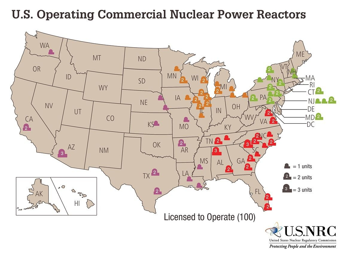 Ripples From Nuclear Plant Closings Overwhelm Small Towns
