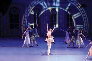 Dancer instills confidence in Cinderella, vice versa