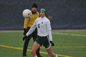 Alleman soccer has 'that drive to win'