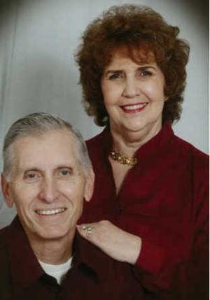 Paul and Nancy Vroman Anniversary