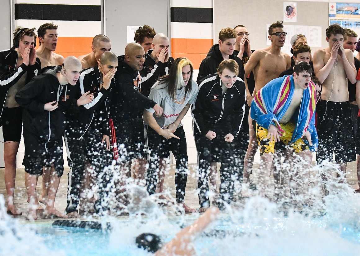 Moline Ut Have Solid Day At Swim Sectional Qc Prep Sports