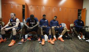 Illinois comes up short, losing top-seeded Miami